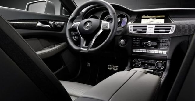 2014 M-Benz CLS-Class CLS350 BlueEFFICIENCY AMG  第8張相片