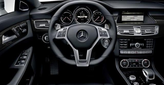 2014 M-Benz CLS-Class CLS63 AMG  第6張相片