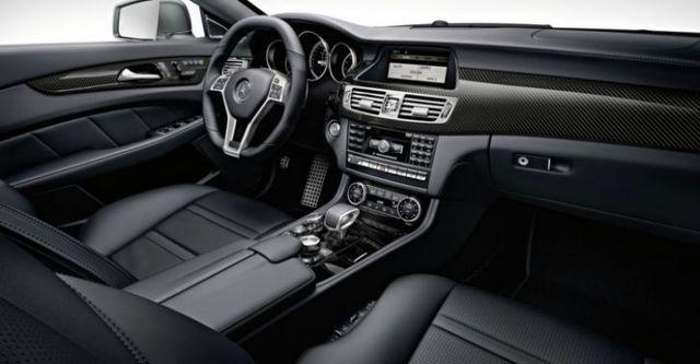 2014 M-Benz CLS-Class CLS63 AMG  第7張相片