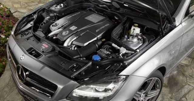 2014 M-Benz CLS-Class CLS63 AMG  第10張相片