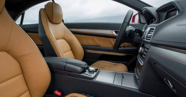 2014 M-Benz E-Class Coupe E250  第9張相片