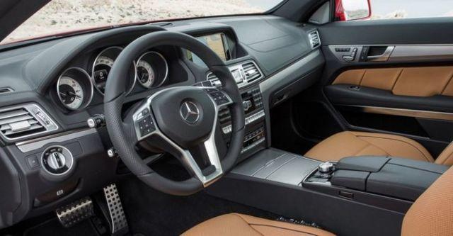 2014 M-Benz E-Class Coupe E400  第7張相片