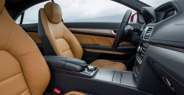 2014 M-Benz E-Class Coupe E400  第9張相片