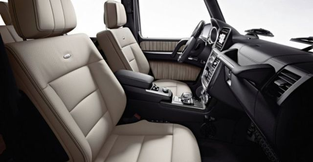 2014 M-Benz G-Class G350 BlueTEC L  第8張相片