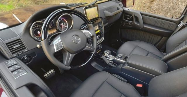 2014 M-Benz G-Class G63 AMG L  第7張相片