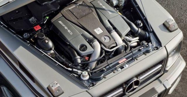 2014 M-Benz G-Class G63 AMG L  第10張相片
