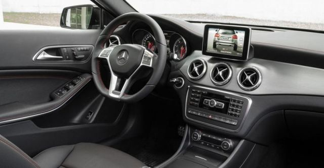2014 M-Benz GLA-Class GLA200  第6張相片