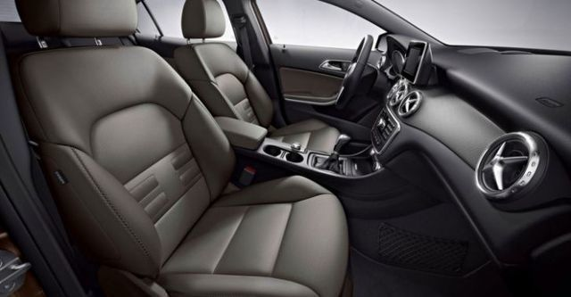 2014 M-Benz GLA-Class GLA200  第10張相片