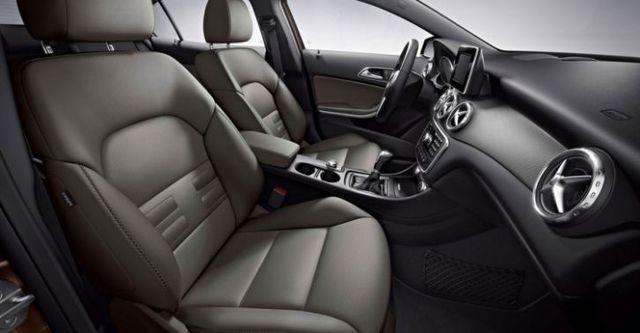 2014 M-Benz GLA-Class GLA220 CDI 4MATIC  第5張相片