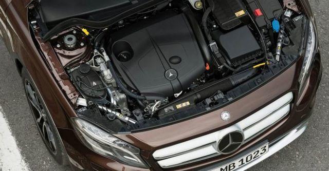2014 M-Benz GLA-Class GLA220 CDI 4MATIC  第6張相片