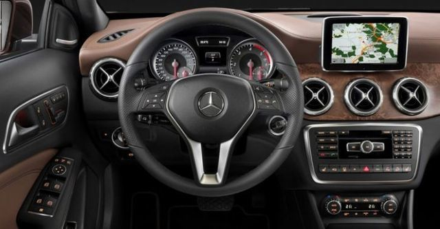 2014 M-Benz GLA-Class GLA220 CDI 4MATIC  第9張相片