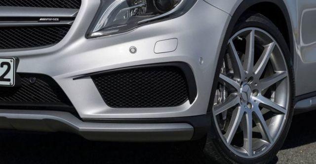 2014 M-Benz GLA-Class GLA45 AMG 4MATIC  第6張相片