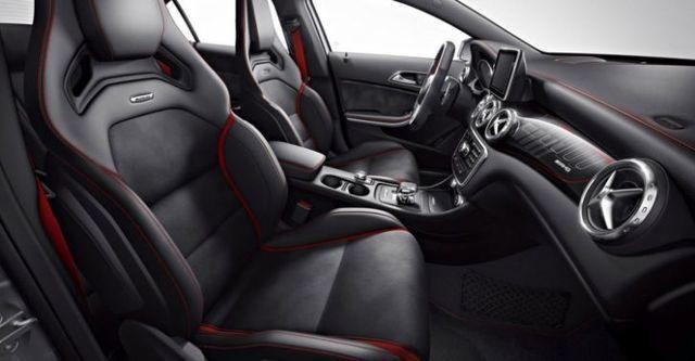 2014 M-Benz GLA-Class GLA45 AMG 4MATIC  第8張相片