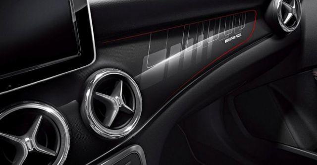2014 M-Benz GLA-Class GLA45 AMG 4MATIC  第9張相片