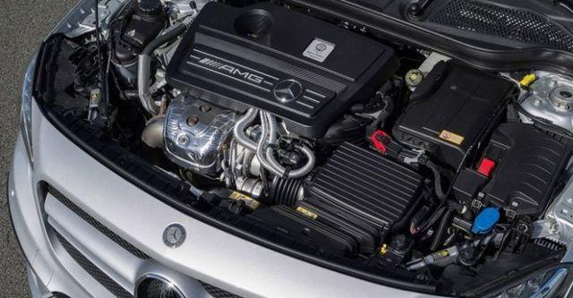 2014 M-Benz GLA-Class GLA45 AMG 4MATIC  第10張相片