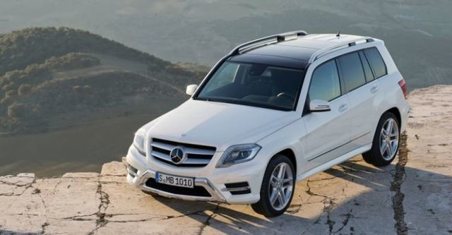 2014 M-Benz GLK-Class GLK220 CDI 4MATIC BlueEFFICIENCY標準版  第1張相片