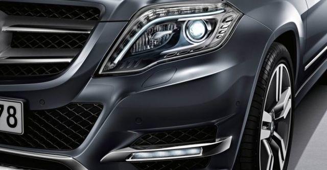 2014 M-Benz GLK-Class GLK220 CDI 4MATIC BlueEFFICIENCY標準版  第4張相片