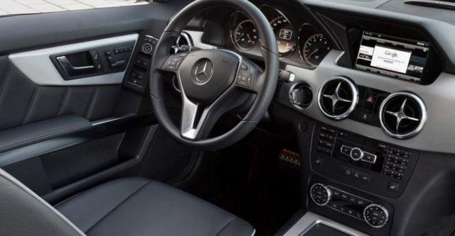 2014 M-Benz GLK-Class GLK220 CDI 4MATIC BlueEFFICIENCY標準版  第8張相片