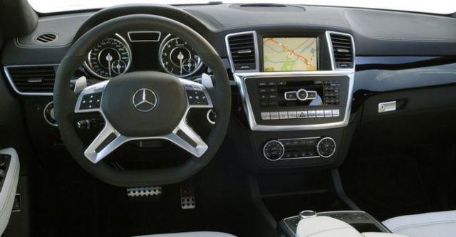 2014 M-Benz M-Class ML63 AMG  第7張相片