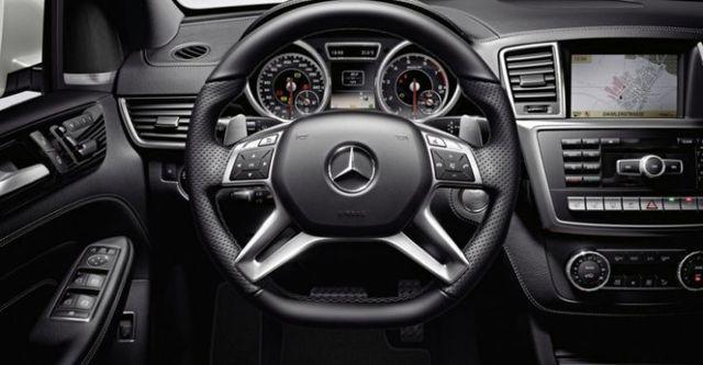 2014 M-Benz M-Class ML63 AMG  第8張相片