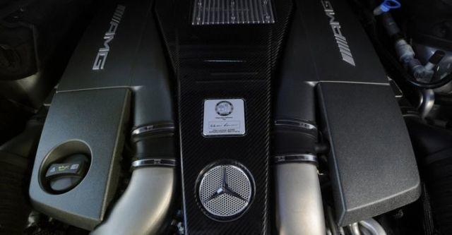 2014 M-Benz M-Class ML63 AMG  第10張相片