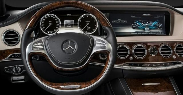 2014 M-Benz S-Class S400 Hybrid L  第6張相片