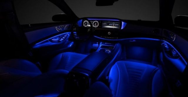 2014 M-Benz S-Class S400 Hybrid L  第8張相片
