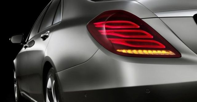 2014 M-Benz S-Class S500 L  第5張相片