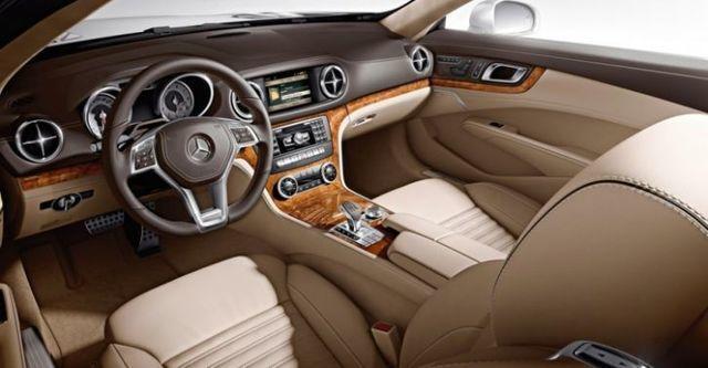 2014 M-Benz SL-Class SL500 BlueEFFICIENCY  第7張相片