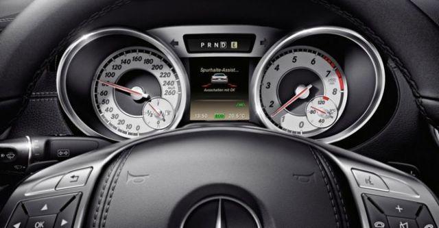 2014 M-Benz SL-Class SL500 BlueEFFICIENCY  第9張相片