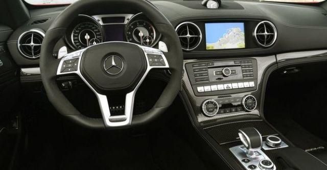 2014 M-Benz SL-Class SL63 AMG  第7張相片