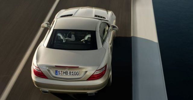 2014 M-Benz SLK-Class SLK200 BlueEFFICIENCY豪華版  第3張相片