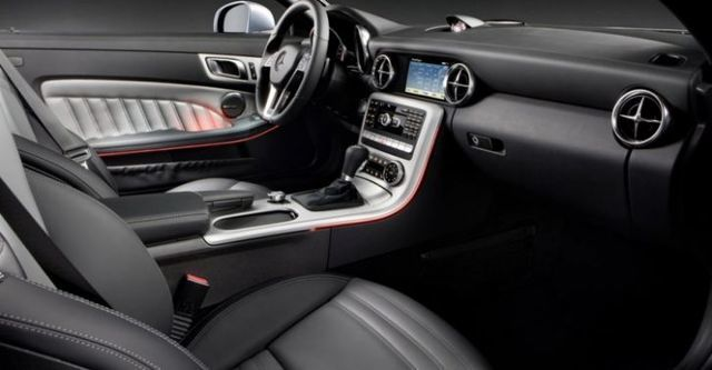2014 M-Benz SLK-Class SLK200 BlueEFFICIENCY豪華版  第7張相片