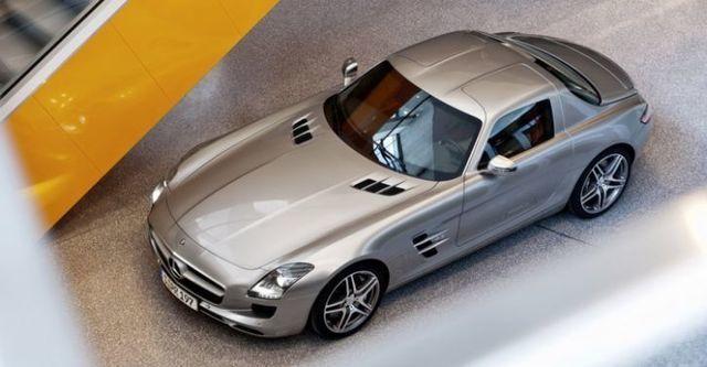 2014 M-Benz SLS AMG 6.3  第5張相片