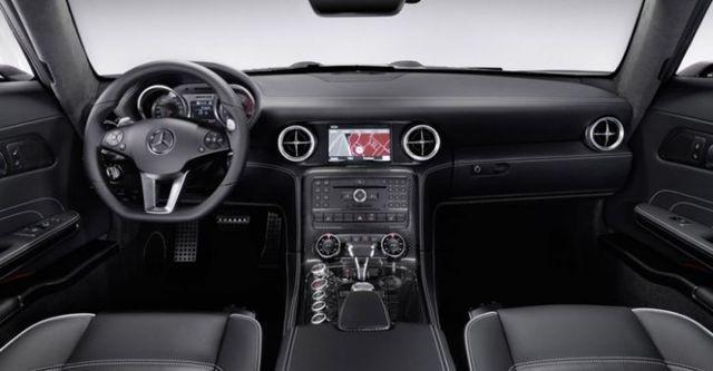 2014 M-Benz SLS AMG 6.3  第7張相片