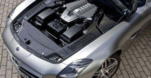 2014 M-Benz SLS AMG 6.3  第10張相片