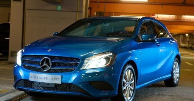 2013 M-Benz A-Class A180 Style BlueEFFICIENCY  第2張相片