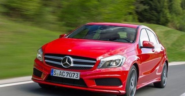2013 M-Benz A-Class A180 Style BlueEFFICIENCY  第10張相片