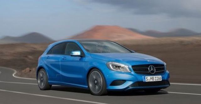 2013 M-Benz A-Class A180 Style BlueEFFICIENCY  第11張相片