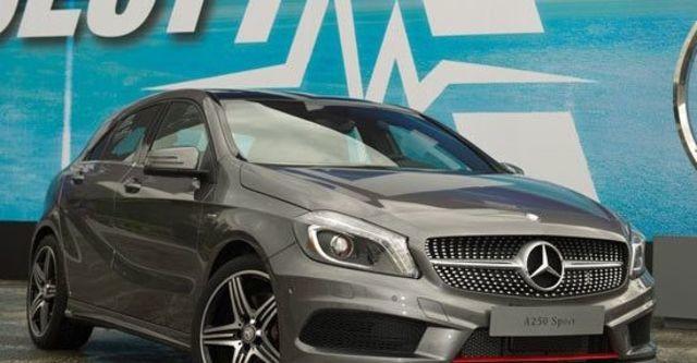 2013 M-Benz A-Class A250 Sport  第2張相片