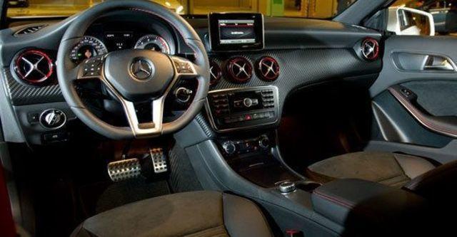 2013 M-Benz A-Class A250 Sport  第4張相片