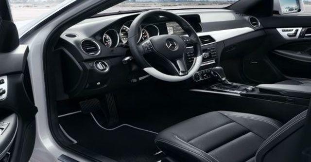 2013 M-Benz C-Class Coupe C180 BlueEFFICIENCY  第5張相片