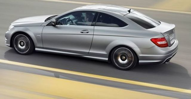 2013 M-Benz C-Class Coupe C250 Sport BlueEFFICIENCY  第3張相片