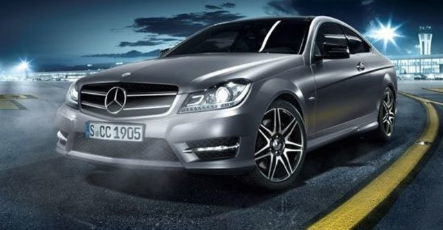 2013 M-Benz C-Class Coupe C250 Sport BlueEFFICIENCY  第4張相片