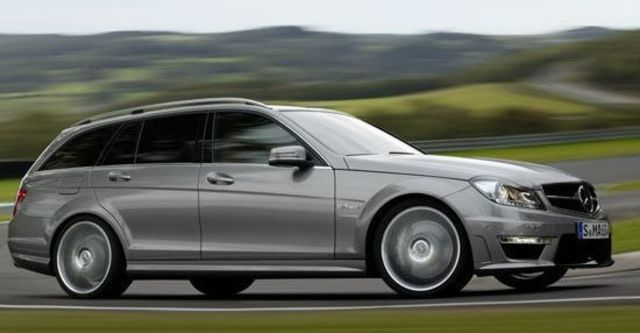 2013 M-Benz C-Class Estate C63 AMG  第3張相片