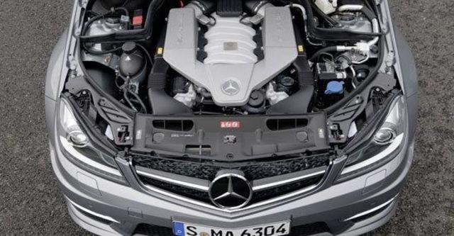 2013 M-Benz C-Class Estate C63 AMG  第4張相片