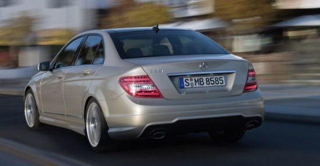 2013 M-Benz C-Class Sedan C200 BlueEFFICIENCY Classic  第4張相片