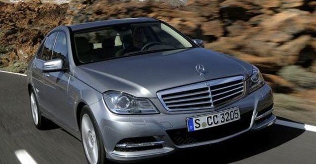 2013 M-Benz C-Class Sedan C220 CDI  BlueEFFICIENCY Classic標準版  第2張相片