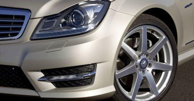 2013 M-Benz C-Class Sedan C220 CDI  BlueEFFICIENCY Classic標準版  第5張相片