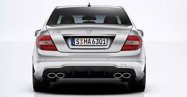 2013 M-Benz C-Class Sedan C63 AMG  第3張相片